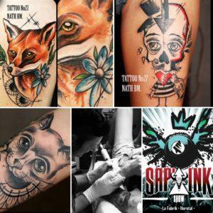 sapink sapinktattoo sapinkshow tattooconvention convention